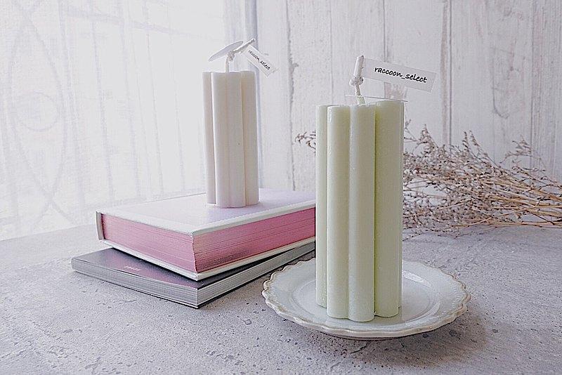 幸運四葉草 可選色 | 100%天然大豆蠟手工精油蠟燭