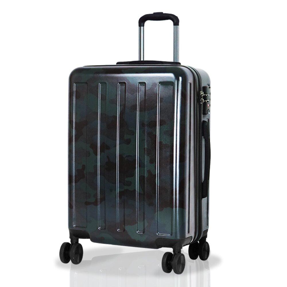 美國探險家 American Explorer 行李箱 29吋 加大版型 飛機輪 迷彩/大理石 旅行箱 M85
