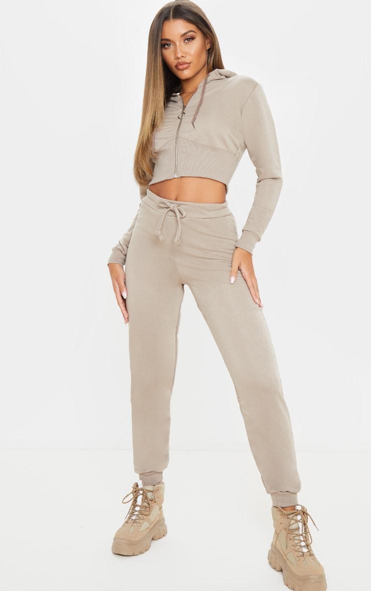 Brown Ultimate Sweat Track Pants