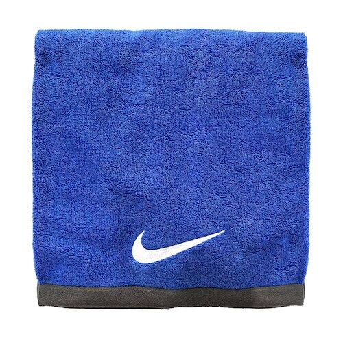 Nike Towel 60x120cm [N1001522452LG] 浴巾 運動 游泳 健身 吸水 柔軟 藍