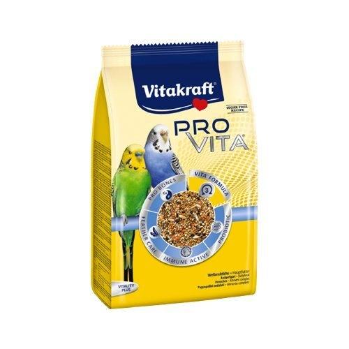 Vitakraft 小型鸚鵡主食800g【33739】.提升鳥類缺五種營養類別.鳥飼料