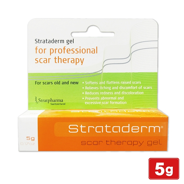 Strataderm Scar Therapy 舒坦膚凝膠 5g 疤痕凝膠 專品藥局【2016816】