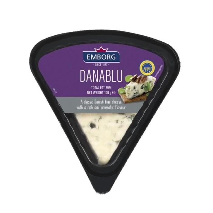 安博格藍乾酪100g