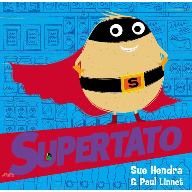 Supertato【三民網路書店】(硬頁書)[79折]
