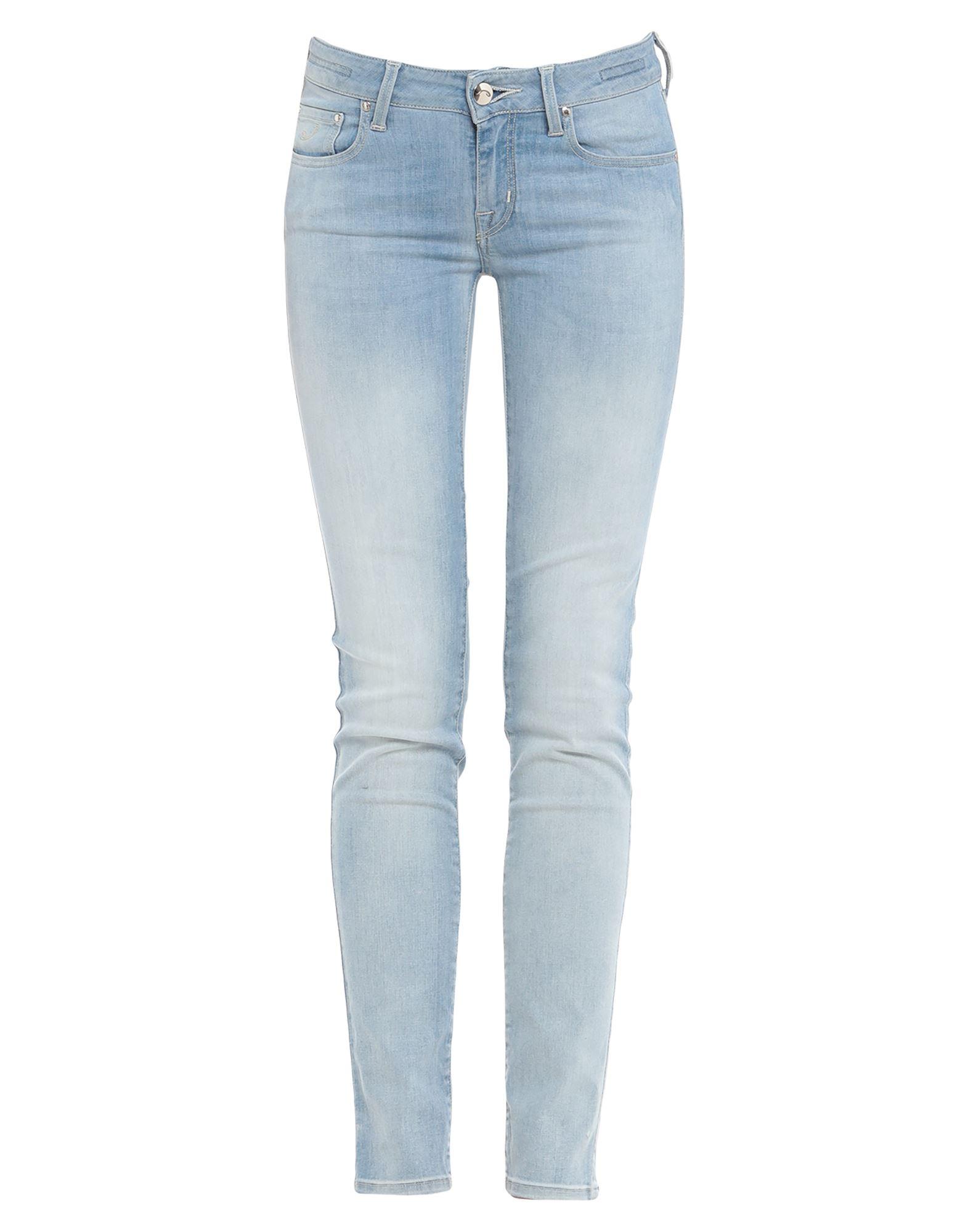 JACOB COHЁN Denim pants - Item 42819331