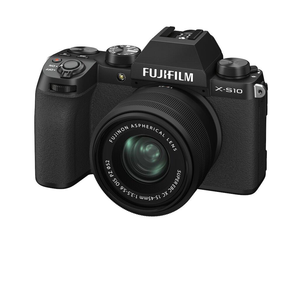 FUJIFILM X-S10+XC15-45mm (公司貨)