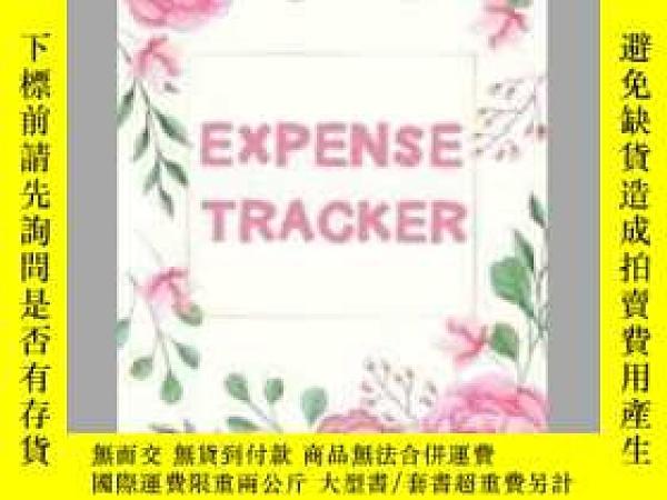 二手書博民逛書店Expense罕見TrackerY405706 Ander S Klams 出版2020