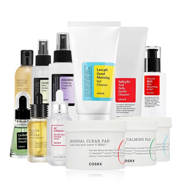 [COSRX] 化妝品系列
