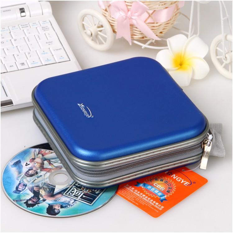 11月新品~碟包CD包光盤包 大容量CD盒DVD收納包 花花世界