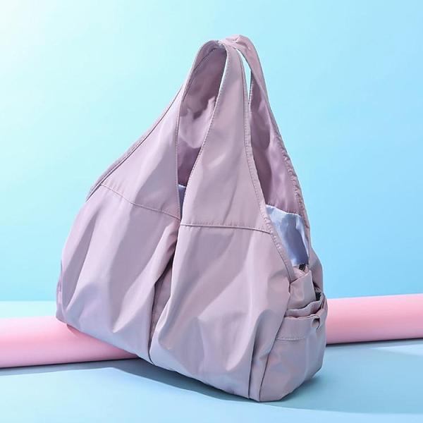 多色多隔層多功能媽媽咪包單肩包防水輕便單肩旅行包女包包 韓國時尚週 免運
