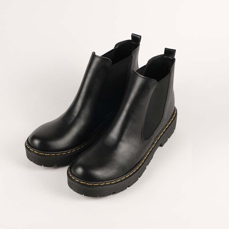 英倫風格切爾西短靴【TT2 Shoes】