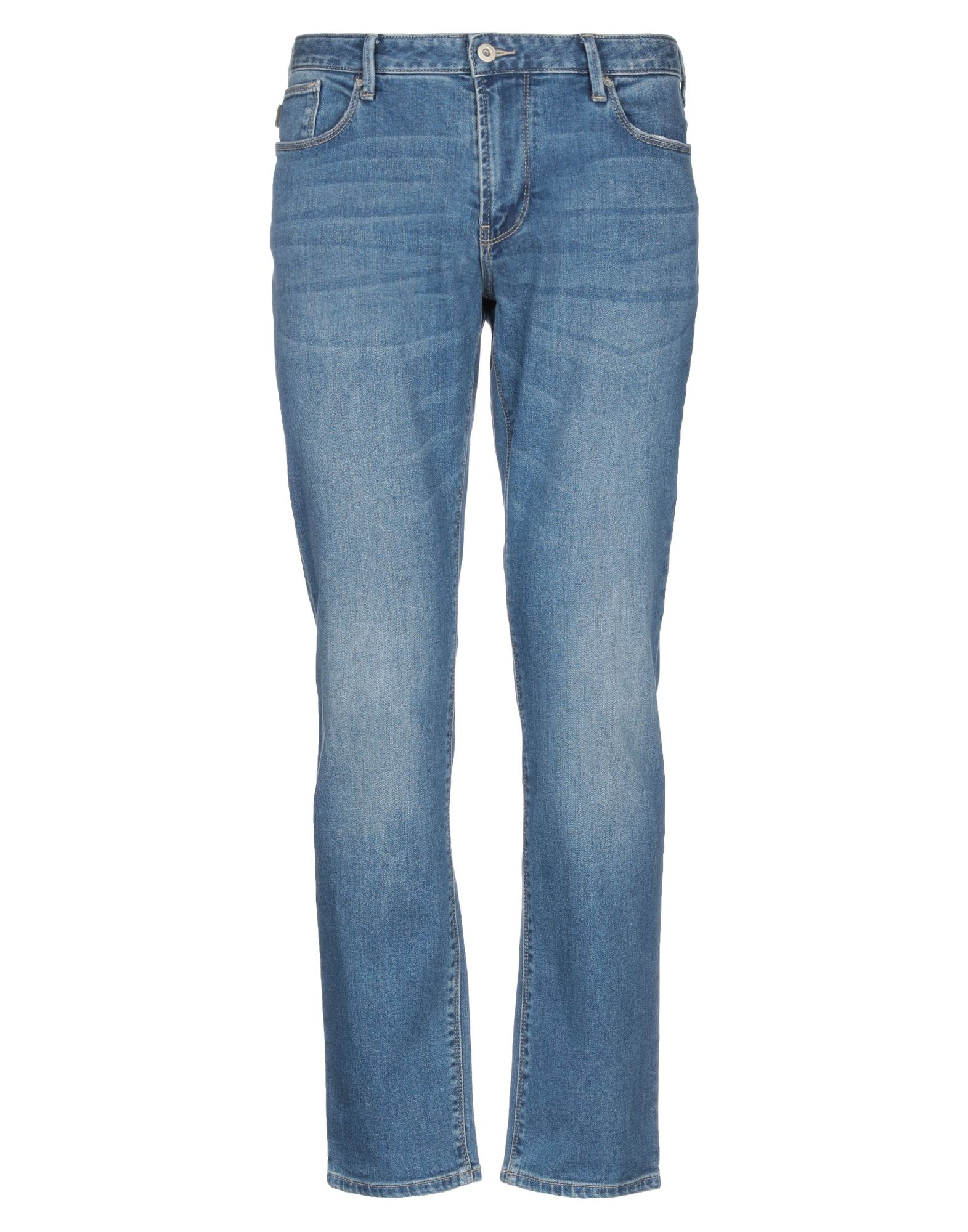 EMPORIO ARMANI Denim pants - Item 42824378