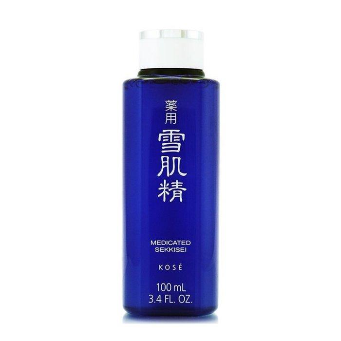 KOSE 高絲 藥用雪肌精100ML 黑皮TIME 11143