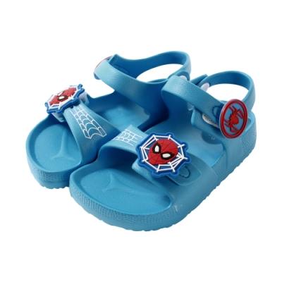 男童鞋 台灣製蜘蛛人授權正版極輕量美型涼鞋 sa09106 魔法Baby