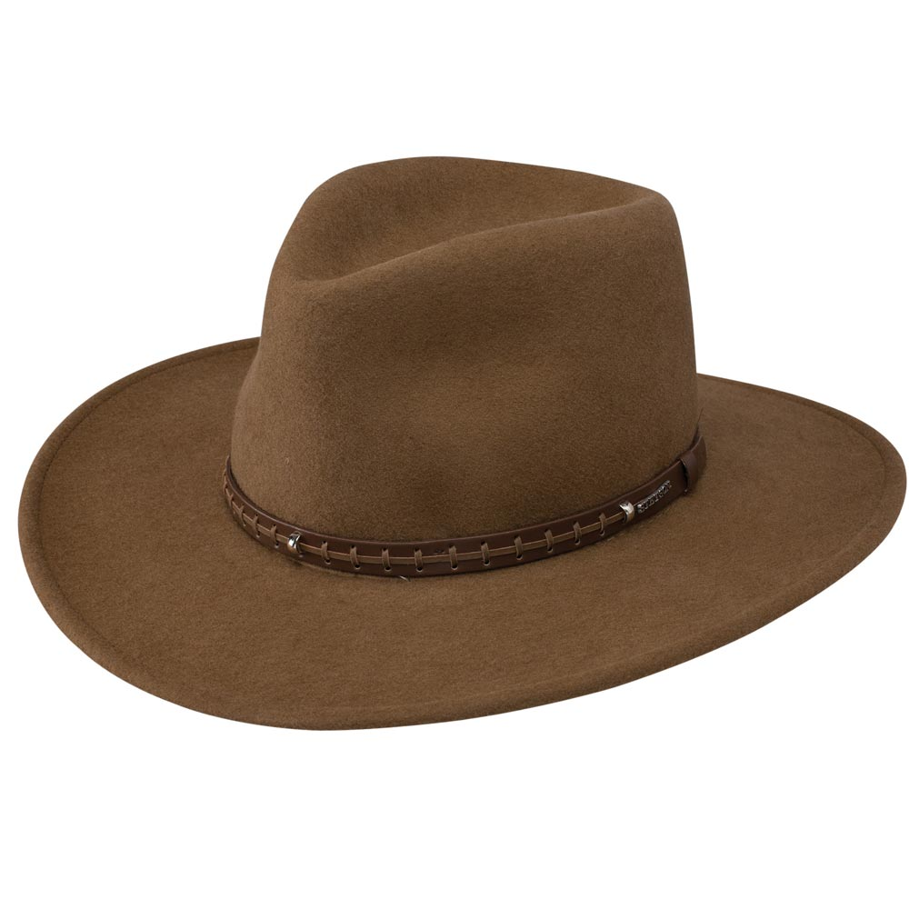 Stetson Shelby - Soft Wool Outback Hat ( closeout )