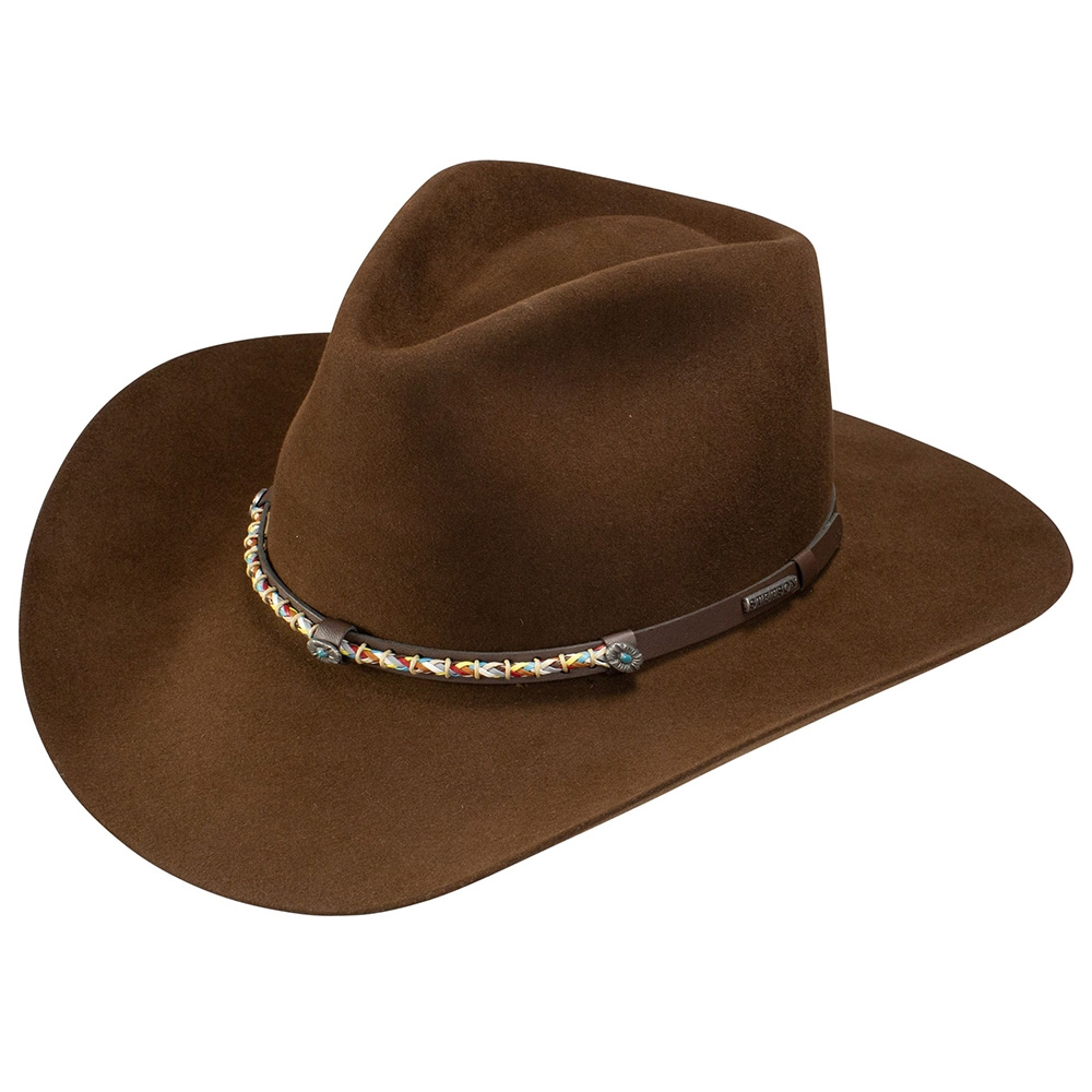 Stetson Lexington - (5X) Buffalo Felt Cowboy Hat
