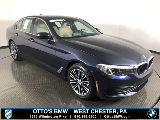 [訂金賣場]Certified 2018 BMW 530i xDrive