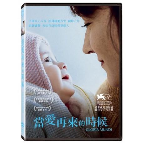★C★【DVD 歐洲電影】當愛再來的時候 愛莉安艾絲柯莉德&安娜伊德穆斯提