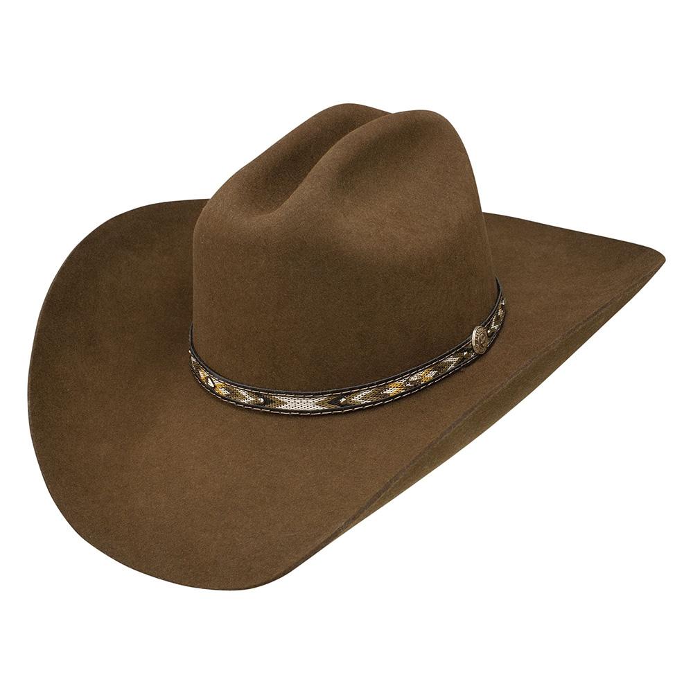 Stetson Whitmore - (4X) Buffalo Felt Cowboy Hat