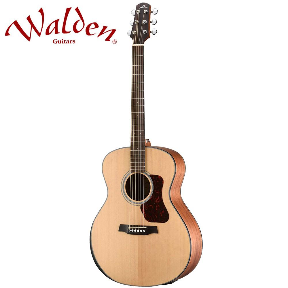 Walden G550RE 面單板電民謠木吉他【敦煌樂器】
