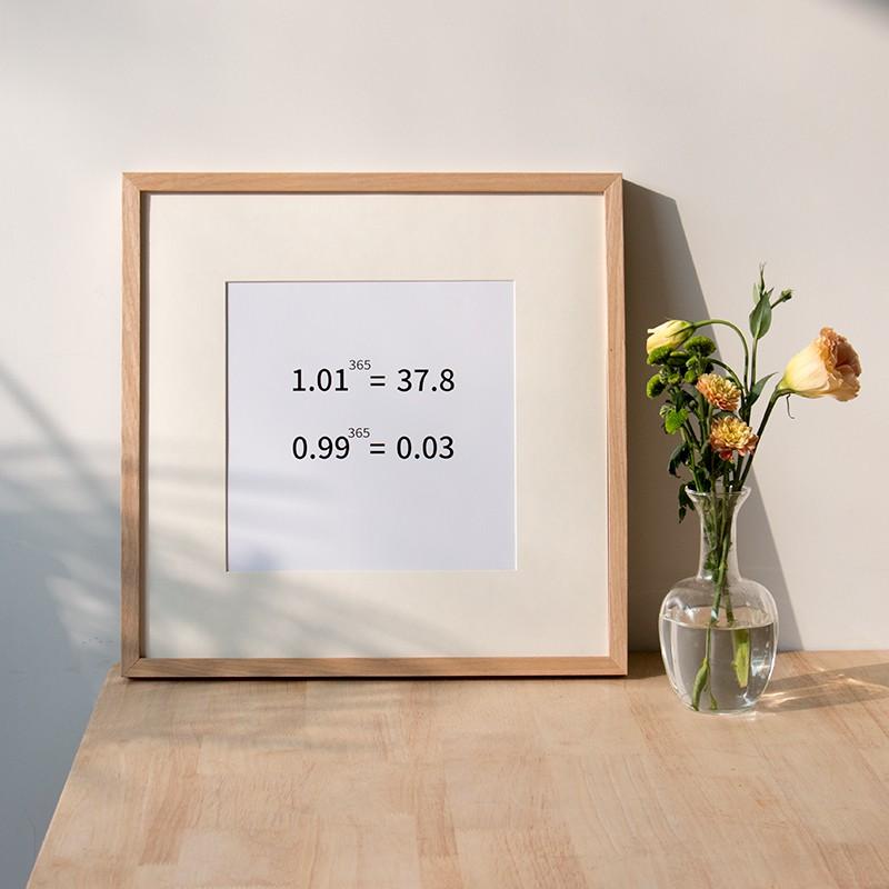 小阿呆生活館字畫裝裱框外框國畫書法框架實木相框正方形畫框掛墻定制任意尺寸