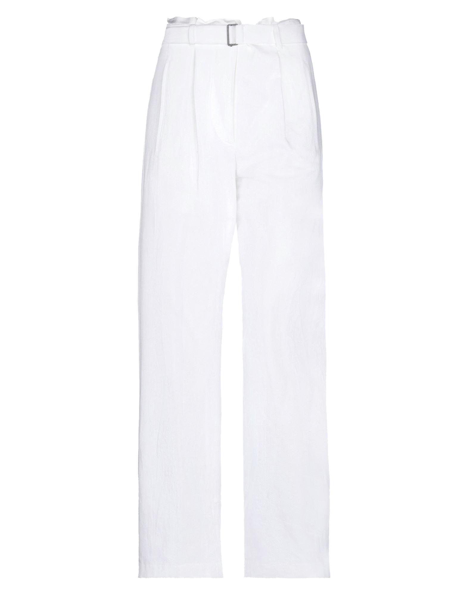ANN DEMEULEMEESTER Denim pants - Item 42822137