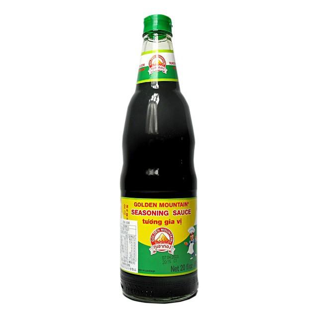 金山醬油(Golden Mountain)-泰國醬油