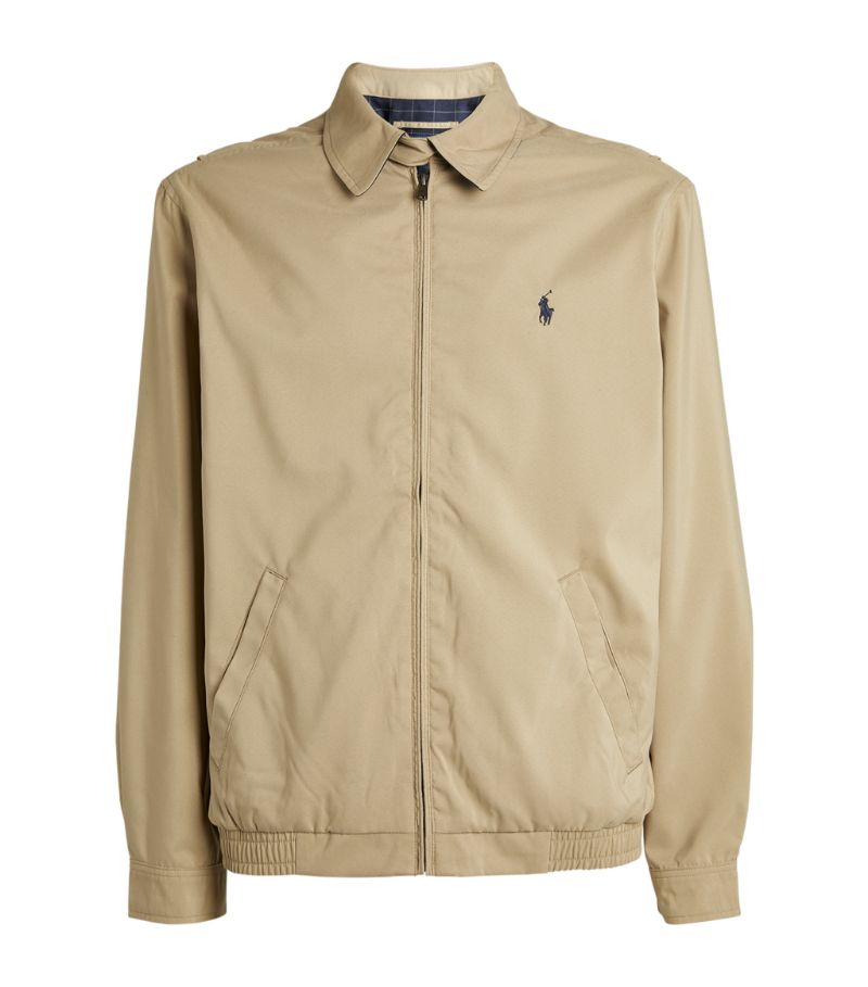 Ralph Lauren Collared Harrington Jacket