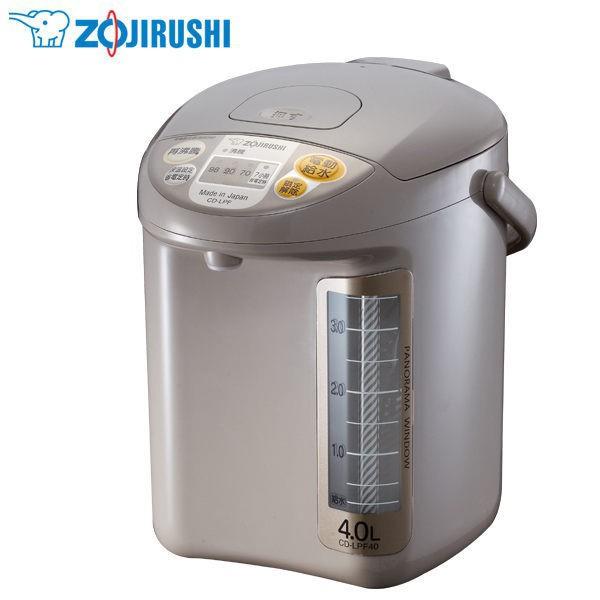 ZOJIRUSHI象印 微電腦電動熱水瓶 CD-LPF40 廠商直送