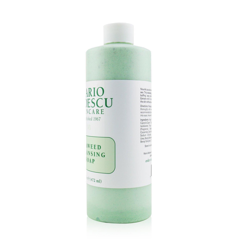 Mario Badescu - 黑鑽墨藻潤白潔顏乳 Seaweed Cleansing Soap - 所有膚質適用