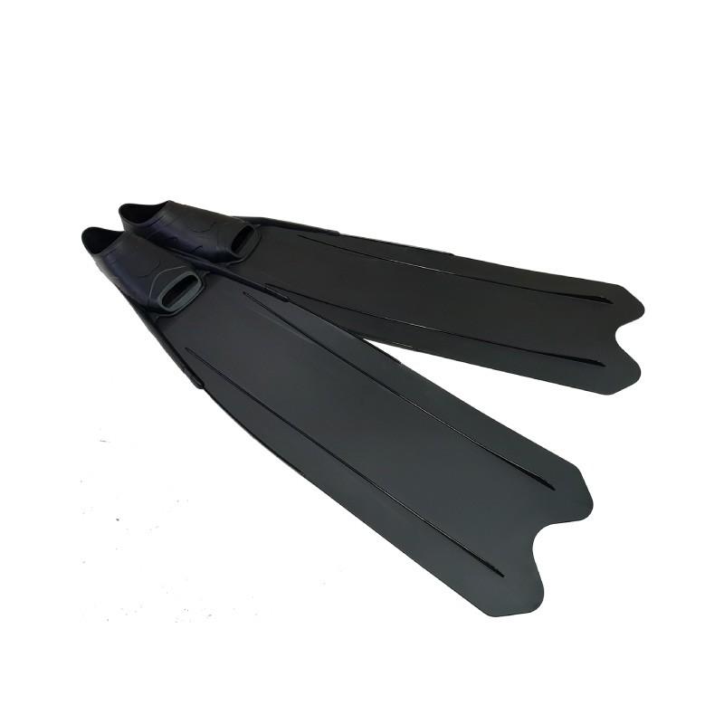 {SCUBATEC} RF-122 自由潛水套腳式長蛙鞋【gogoscuba】