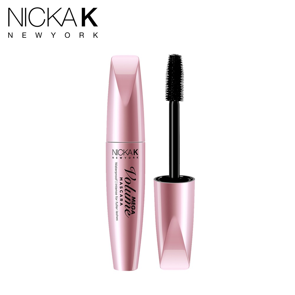 美國進口 新品 NICKA K 根根分明 超豐盈 睫毛膏
