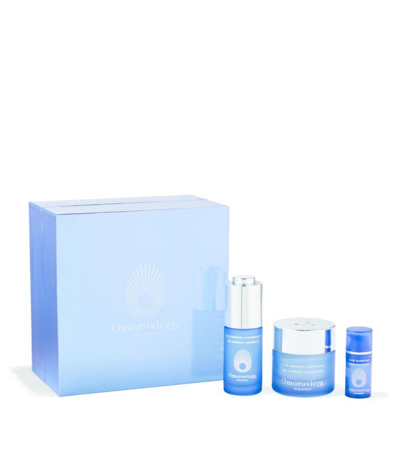 Omorovicza Blue Diamond Fitness Gift Set