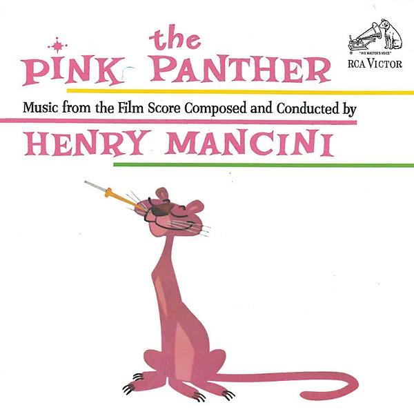 【停看聽音響唱片】【SACD】Henry Mancini / The Pink Panther , 亨利曼西尼 / 《粉紅豹》電影原聲帶