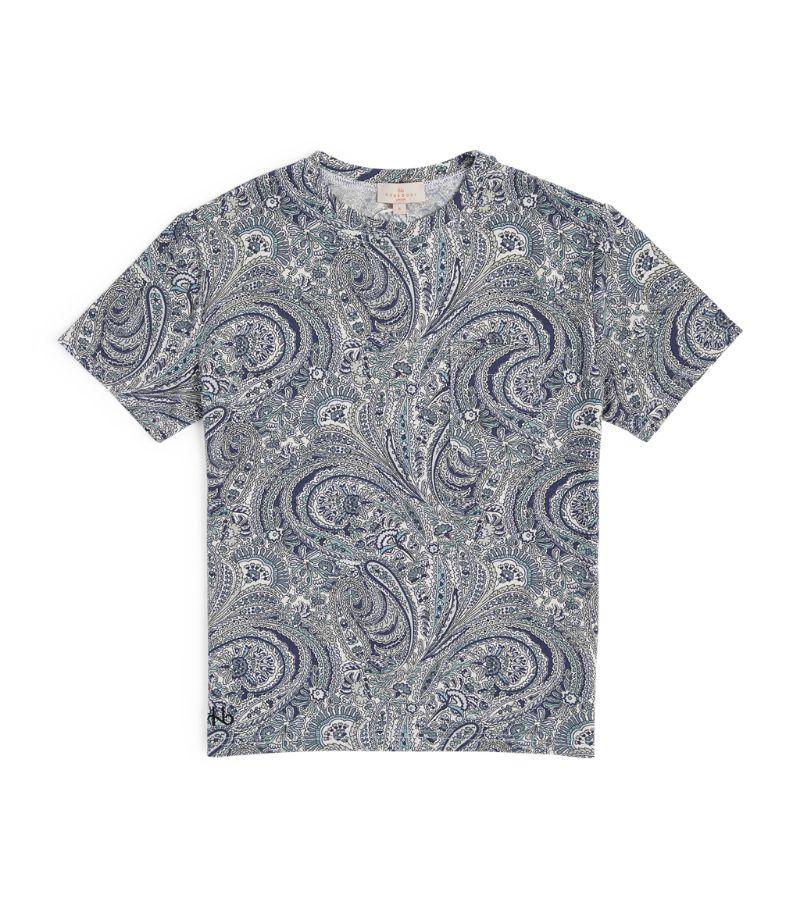 Homebody Kids Paisley Print T-Shirt (4-16 Years)