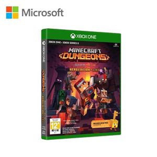 微軟Xbox Minecraft Dungeons我的世界-地下城 中文英雄版(實體版)