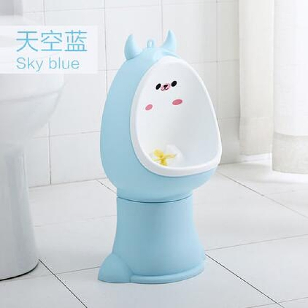 兒童坐便器 男孩坐便器站立掛墻式小便尿盆尿桶嬰童小孩便池尿尿神器【快速出貨八折下殺】