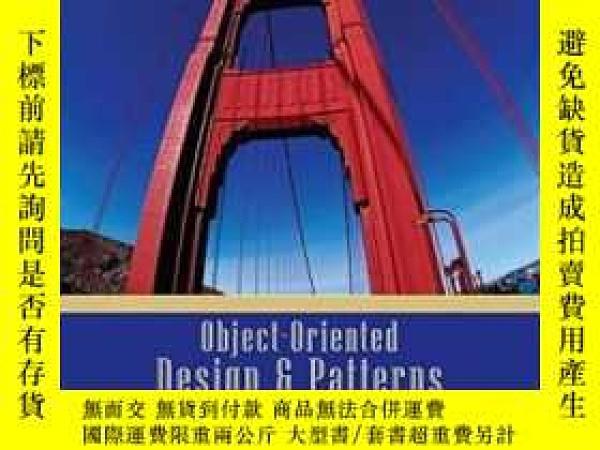 二手書博民逛書店Object-oriented罕見Design And PatternsY256260 Cay S. Hors