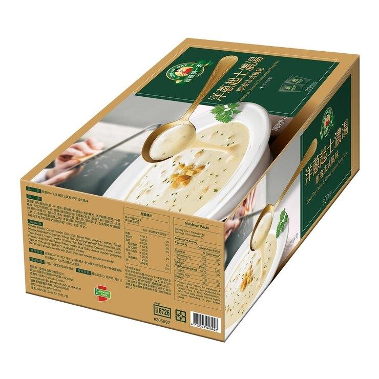 法式濃湯 - 洋蔥起士口味 23公克 X 30包