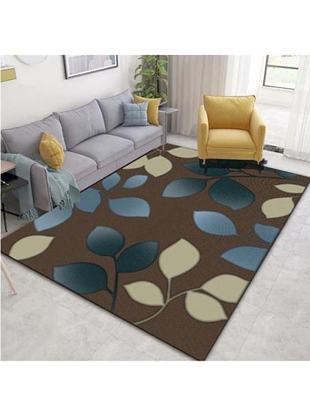 茶几地墊 北歐滿鋪可愛簡約現代門墊客廳茶幾沙發地毯臥室床邊毯長方形【快速出貨八折下殺】