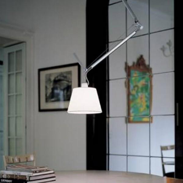 18park-托勒密吸頂燈-布罩 [單燈,布罩33cm]