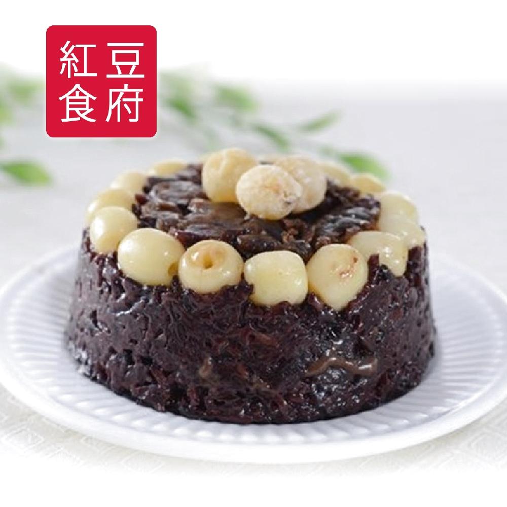 預購《紅豆食府SH》紫米八寶飯(370g/盒)