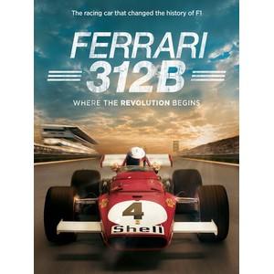 法拉利 312B - 革命的開端 (Ferrari 312B - Where The Revolution Begins