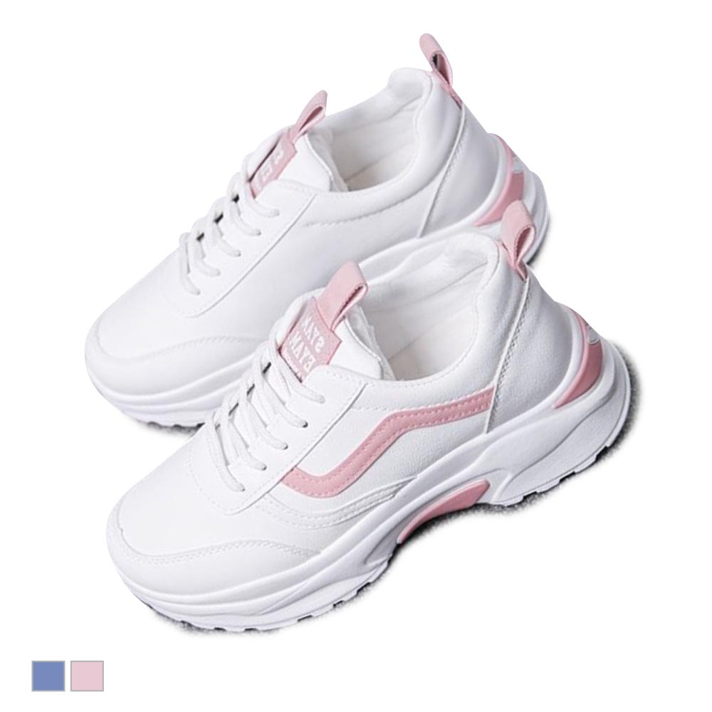 休閒鞋-穿搭時尚厚底老爹鞋