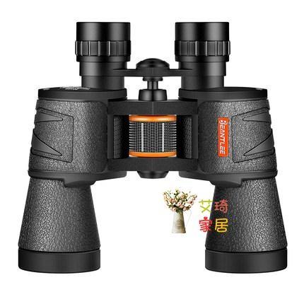 雙十二狂歡 望眼鏡 雙筒望遠鏡高倍高清夜視戶外軍事用成人拍照望眼鏡 全館免運