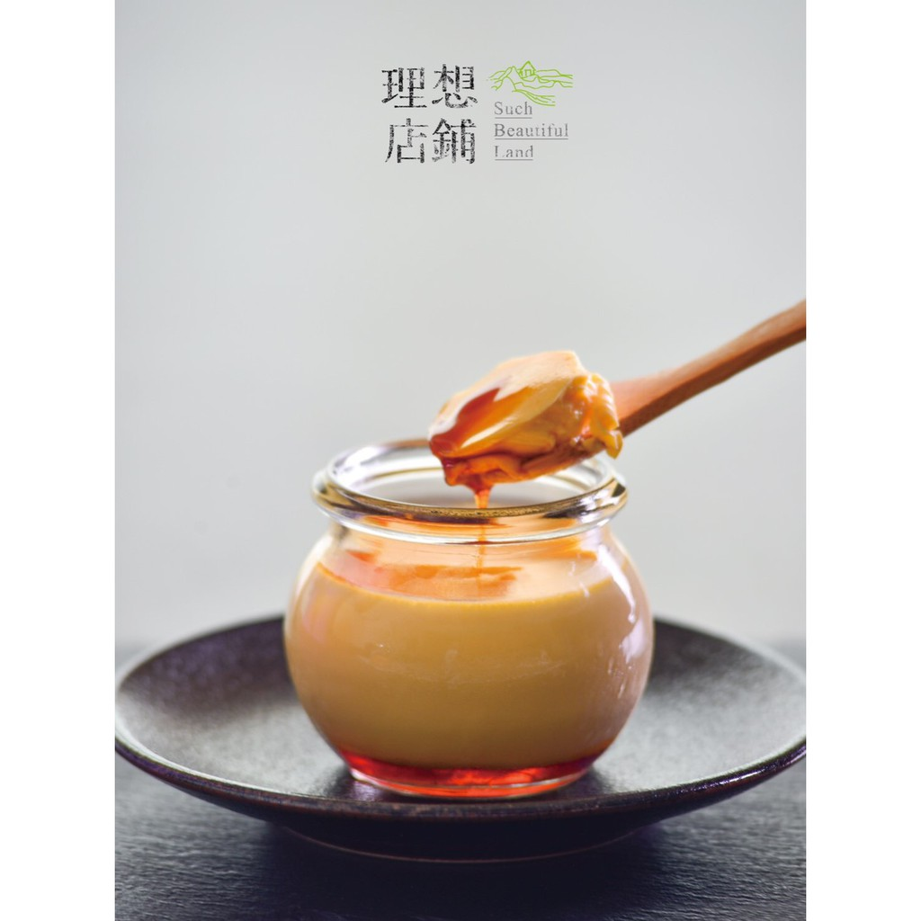 理想店舖 - 黃金蛋手工布蕾(盒裝四入) (理想大地烘焙坊)