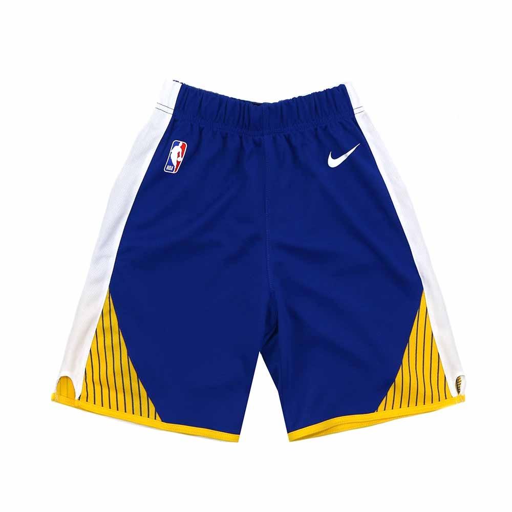 NIKE NBA 兒童球褲 勇士隊
