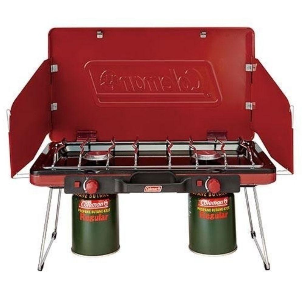 COLEMAN 21950瓦斯雙口爐