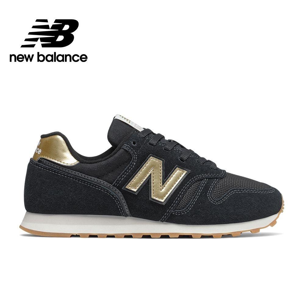 New Balance 373系列 女 跑步鞋 黑