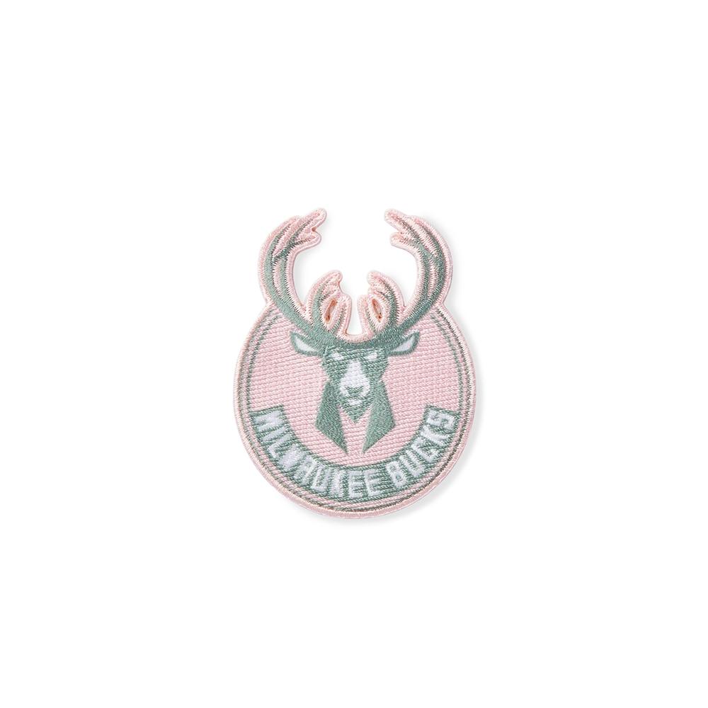NBA Store X CiPU聯名刺繡貼 公鹿隊